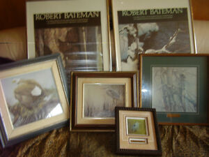 Robert Bateman Framed Print Picture Various