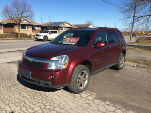 2007 Chevy Equinox AWD