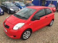 2006 TOYOTA YARIS 1.4 D 4D SOLD PLEASE CHECK OUR OTHER LISTINGS