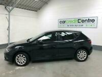 *BUY NOW FROM £38 P/WEEK* BLACK SEAT LEON 1.2 TSI SE TECHNOLOGY 5D 105 BHP