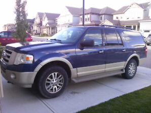 2009 Ford Expedition Max, Eddie Bauer SUV