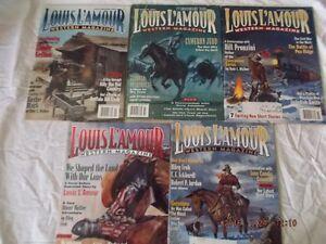 Louis L'Amour Books for sale lot 14 Kingston Kingston Area image 2