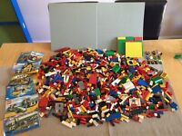 LOADS AND LOADS OF LEGO
