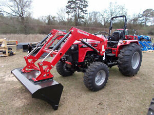 2017 Mahindra 4550 4WD 50HP - Worlds #1 Selling Tractor Brand!