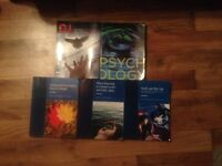 Police Foundations 1st year Text Books (Humber)