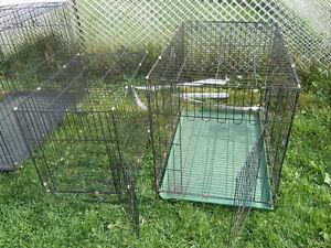 Cages différentes grandeurs