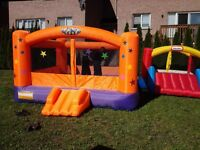 Bouncy castles and Inflatable for Rent
