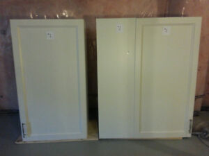INDIVIDUAL KITCHEN / LAUNDRY CABINETS