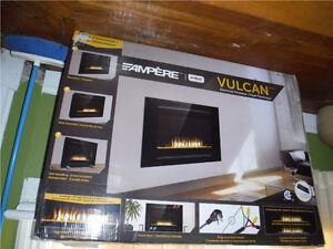 Electric Fireplace Heater Kitchener / Waterloo Kitchener Area image 2