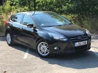 Ford Focus 1.0 SCTi EcoBoost Titanium 5dr PETROL MANUAL 2012/12
