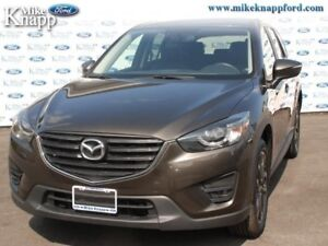 2016 Mazda CX-5 GT  - Leather Seats -  Sunroof -  Navigation