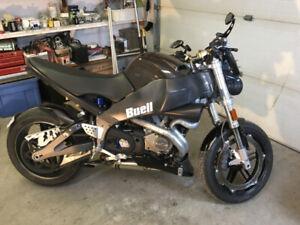 Moto de route Buell xb12
