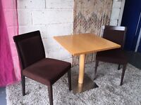 Table and Chairs Set Bistro Table set Kitchen Diner Table and Chairs