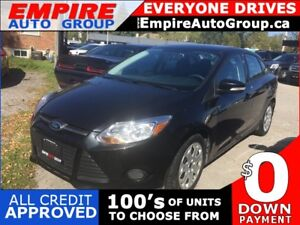 2013 FORD FOCUS SE * POWER GROUP * BLUETOOTH