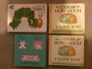 CLASSIC BABY BOOKS...various titles