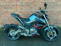 New Euro 5 Zontes ZT125-U learner legal own this bike for only £13.51 a week