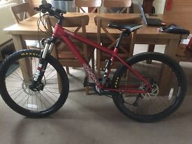 26inch Voodoo Hoodoo Mountain Bike