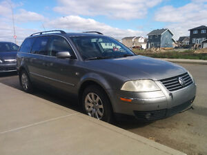 2002 Volkswagen Passat Hatchback - Reduced $$$