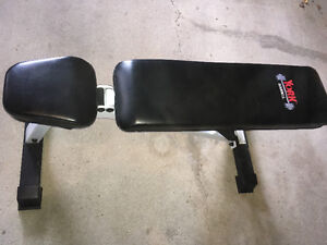 YORK FTS FLAT to INCLINE ADJUSTABLE BENCH Oakville / Halton Region Toronto (GTA) image 4