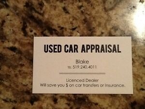 SAVE $$$ - Get a Vehicle Appraisal