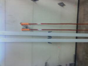 Cross Country skis,poles,boots