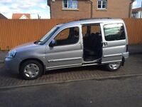 Citreon berlingo muilti space 2ltr hdi 82000 mls fsh new t/belt 1 year mot 06reg
