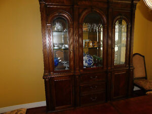 15 piece King /size Dining room set