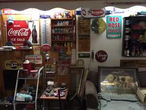 Vintage Oil & Gas and Soda Pop items and much more...NEW STUFF Regina Regina Area image 3