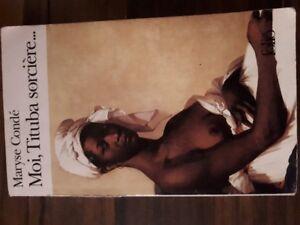 Moi, Tituba Sorcière…, Maryse Condé