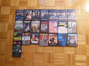 LOT OF 17 MOVIES $20.00 or trade
