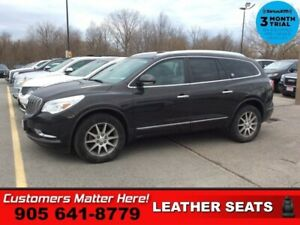 2014 Buick Enclave Leather  LEATH 8-PASS CAM BS 8W-P/SEATS