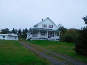 House in the country for sale