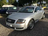 2000 AUDI TT 1.8 T Quattro [225] FULL LEATHER VERY CLEAN