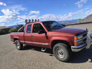 454SS 1998 Chevrolet Silverado 2500 Pickup Truck