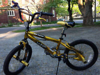 Kids bicycle, great condition 18 inch - like new!!!!! BMX