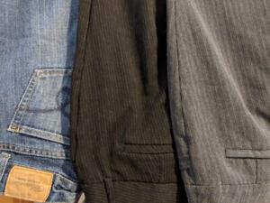 Jeans, Dress Pants