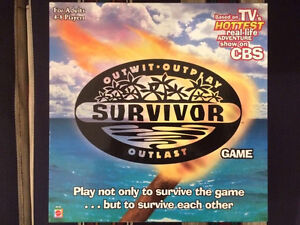 Survivor Board Game Oakville / Halton Region Toronto (GTA) image 1