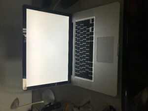 """Macbookpro A1286 15"""" Core i7 Late 2011 For Parts or Repair"""