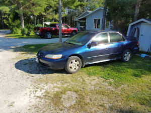 2002 Honda Other EX Sedan