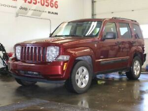 2009 Jeep Liberty with Sunroof!!