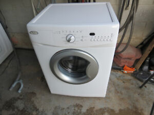 Whirlpool 24 Inches Condo Size Compact Washer