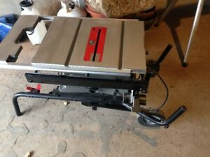 "Porter Cable (10"") Jobsite Table Saw"