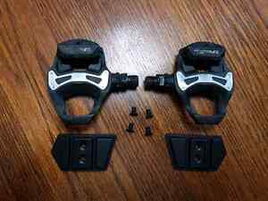 Shimano road pedals
