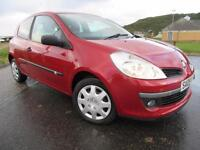 Renault Clio 1.2 Extreme 09 Low Warranted Miles FSH 6 Stamps MoT 11 2017 2 Keys