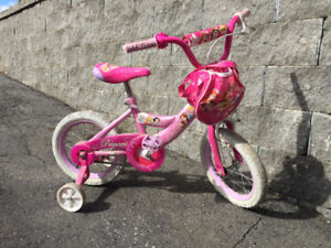 Bicycle princess for girl