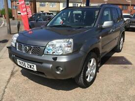 Nissan X-Trail 2.2dCi Aventura 106,000 mile, full history, last owner 10 years