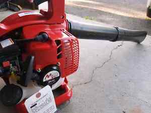 Lightweight, commercial leaf blowers!