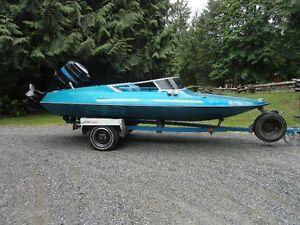 Vanguard Banshee Ski Boat