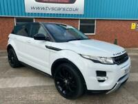 2014 Land Rover Range Rover Evoque 2.2 SD4 Dynamic AWD 5dr SUV Diesel Automatic