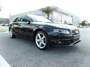 Audi A4 2012 s line turbo charged all wheel drive